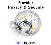 View Provider Privacy and Security