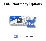 View TAR Pharmacy features